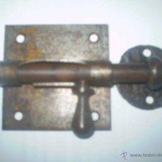 Antigüedades: CIERRE DE HIERRO PRINCIPIOS S XX. Lote 46403516