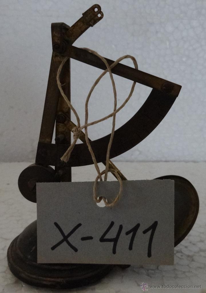 Antigüedades: BALANZA PARA PESAR CARTAS PRINCIPIOS SIGLO XX - XXX 411 - Foto 8 - 42964795