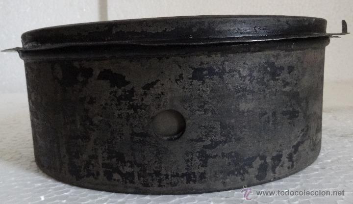 Antigüedades: LUPA EN HIERRO - XXX 446 - Foto 3 - 43841040