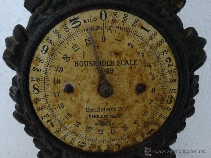 Antigüedades: BALANZA CARTA POSTAL - XXX 274 - Foto 6 - 43017031