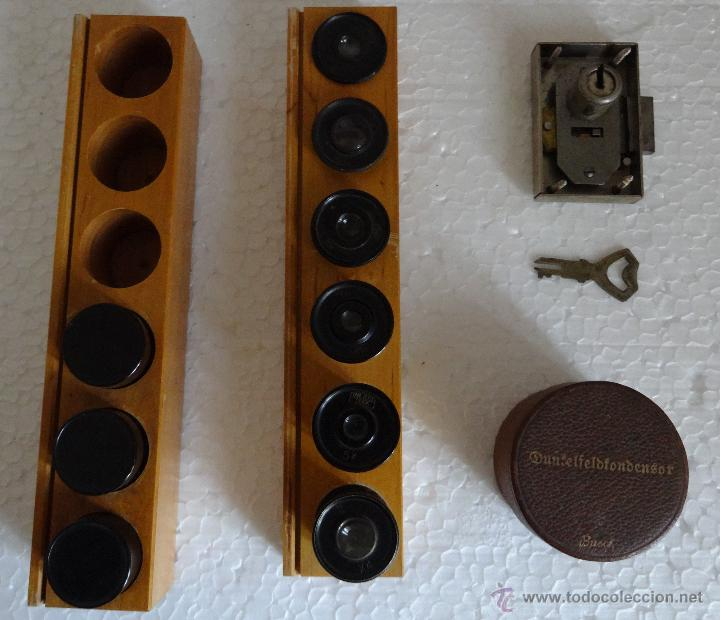 Antigüedades: MICROSCOPIO ALEMÁN CARL ZEISS - XXX 001 - Foto 5 - 42972307