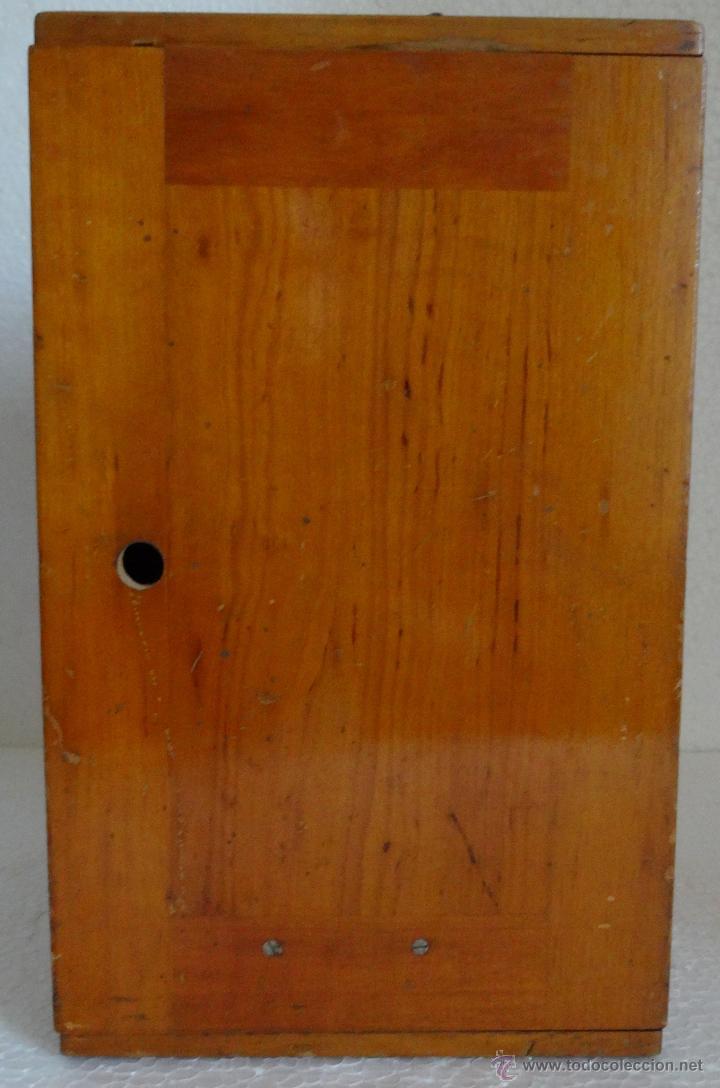 Antigüedades: MICROSCOPIO ALEMÁN CARL ZEISS - XXX 001 - Foto 12 - 42972307