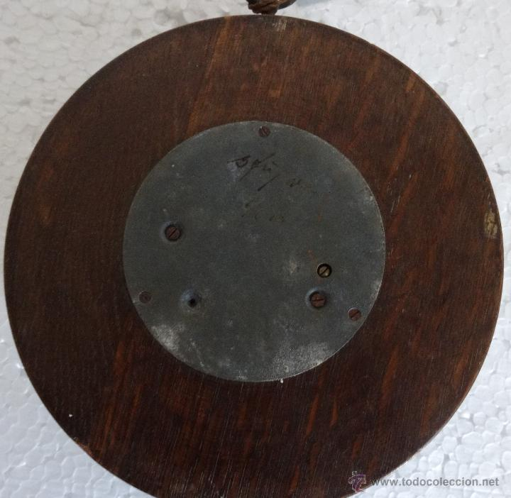 Antigüedades: BARÓMETRO SIGLO XX - XXX 137 - Foto 4 - 42978691