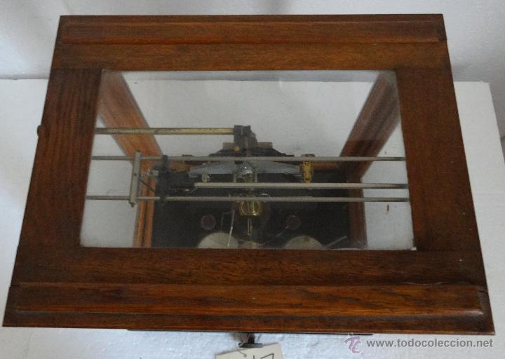 Antigüedades: BALANZA DE PRECISIÓN SARTORIUS WERKE - XXX 017 - Foto 12 - 42972521