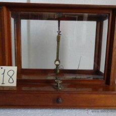 Antigüedades: BALANZA DE PRECISIÓN SARTORIUS WERKE - 18. Lote 42972599