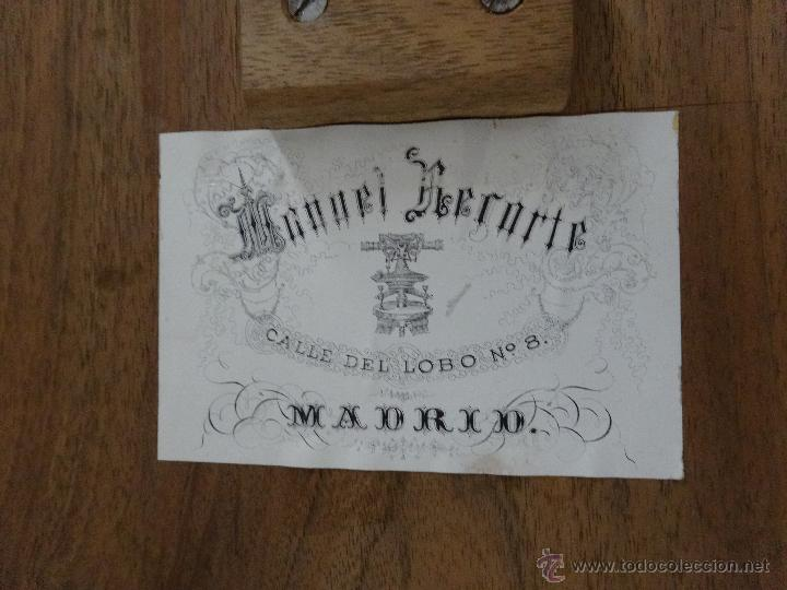 Antigüedades: TEODOLITO PRINCIPIOS SIGLO XX - XXX 025 - Foto 9 - 42967152
