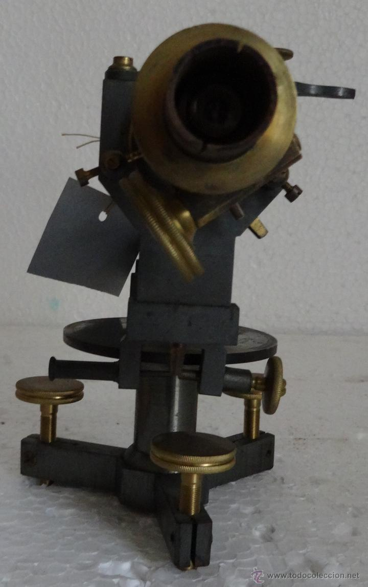Antigüedades: NIVEL TOPOGRÁFICO CON BRÚJULA SIGLO XX - XXX 029 - Foto 11 - 44278375