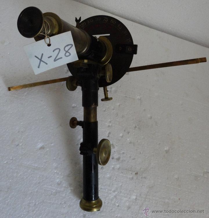 Antigüedades: OFTALMOMETRO GIROUX JOVAL SHIOTZ PRINCIPIOS SIGLO XX - XXX 028 - Foto 8 - 44278386