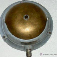 Antigüedades: ALARMA DE BARCO, ELECTRICA. Lote 46580044