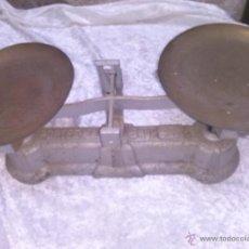 Antigüedades: ANTIGUA BALANZA O BASCULA. Lote 46590869