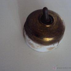 Antigüedades: INTERRUPTOR ANTIQUSIMO. Lote 46615367