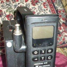 Teléfonos: TELEFONO DE COCHE ANTIGUO DE 1980 PHILIPS PORTABLE SIN CARGADOR Y SIN ANTENA. Lote 46642017