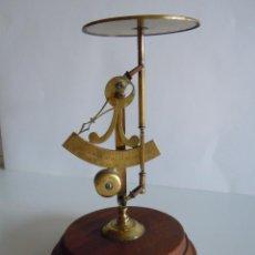 Antigüedades: PESACARTAS ANTIGUO. Lote 46645603