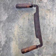 Antigüedades: ANTIGUA HERRAMIENTA DE CURTIEMBRE. Lote 95009708