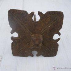 Antigüedades: ANTIGUO Y EXCEPCIONAL CLAVO SIGLO XVII PARA COLECCIONISTAS .. FOTOSS. Lote 46770705