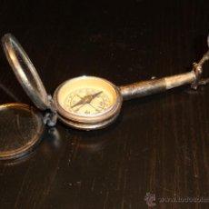 Antigüedades: PRISMATICOS BINOCULARES ANTIGUOS PLEGABLES - LA PARISIENNE - CERCA 1900. Lote 46793857