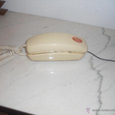 Teléfonos: ANTIGUO TELEFONO GONDOLA FUNCIONADO. Lote 46881454