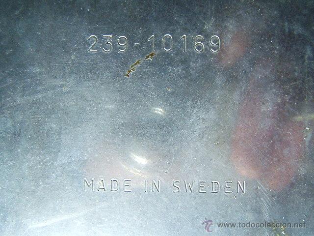 Antigüedades: CALCULADORA MANUAL ORIGINAL ODHNER SWEDEN-TOTALMENTE METALICA-AÑOS 20-30 ?-30X20 CM APROXIMADAMENTE - Foto 6 - 46894304