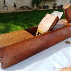 Antigüedades: GARLOPA / GARLOPÍN DE EBANISTA:. Lote 46906597