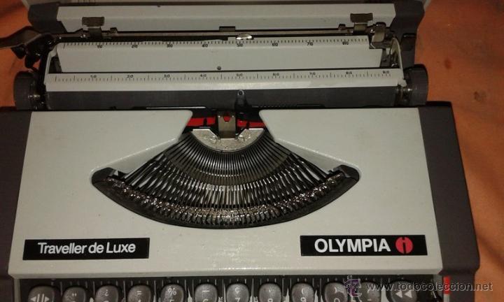 Antigüedades: MAQUINA DE ESCRIBIR : OLIMPIA - Foto 2 - 47008638