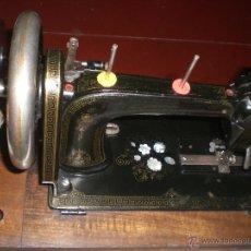 Antiquités: MAQUINA DE COSER SIGLO XIX. Lote 47179279