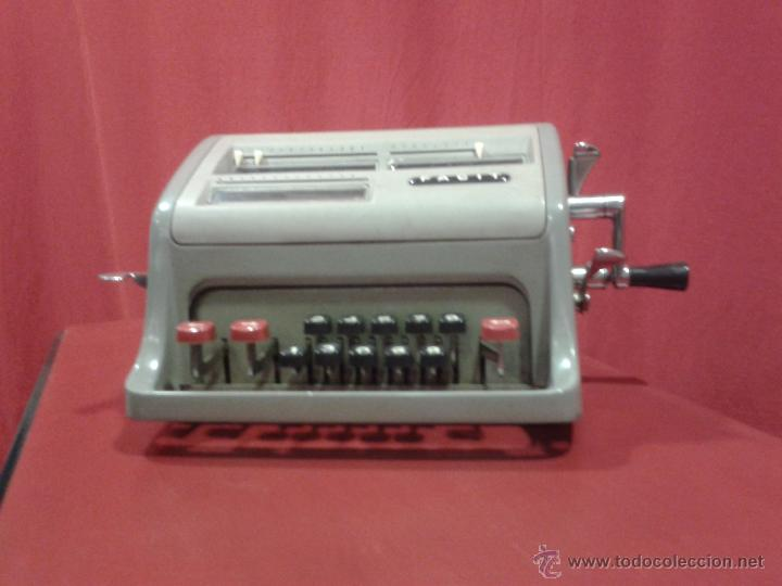 Antigüedades: Calculadora mecánica FACIT - Foto 4 - 47241612
