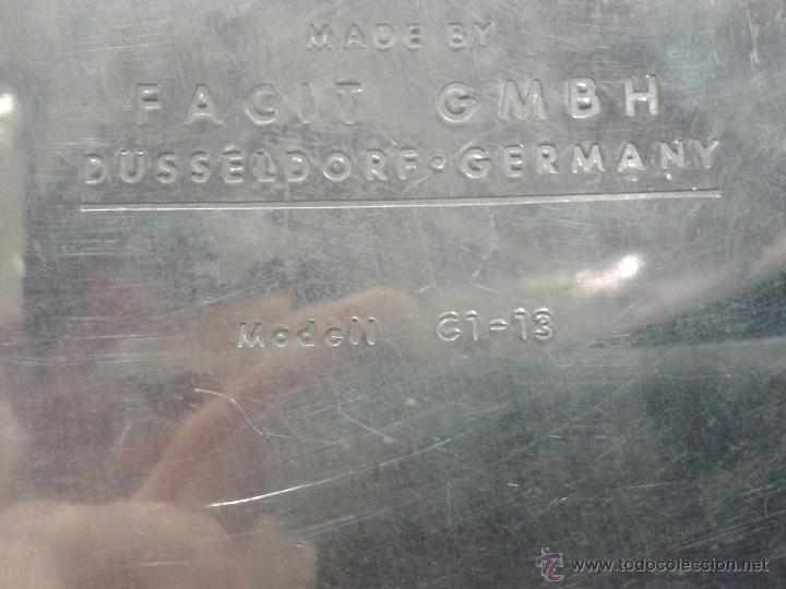 Antigüedades: Calculadora mecánica FACIT - Foto 5 - 47241612