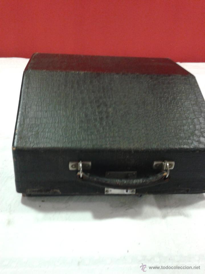 Antigüedades: Máquina de escribir MERCEDES - Foto 5 - 47307658