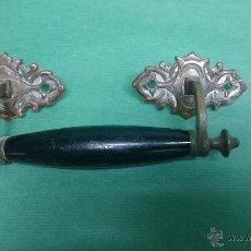 Antigüedades: TIRADOR ANTIGUO . Lote 47316811