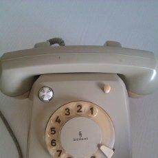 Teléfonos: ANTIGUO TELEFONO ALEMAN SIEMENS FG 54/5143B ALEMANIA BOCHOLT PRINCIPIOS DE LOS AÑOS 60. Lote 47350506