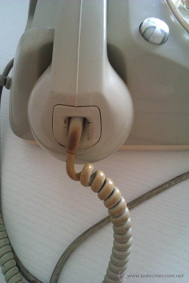 Teléfonos: ANTIGUO TELEFONO ALEMAN SIEMENS FG 54/5143B ALEMANIA BOCHOLT PRINCIPIOS DE LOS AÑOS 60 - Foto 8 - 47350506