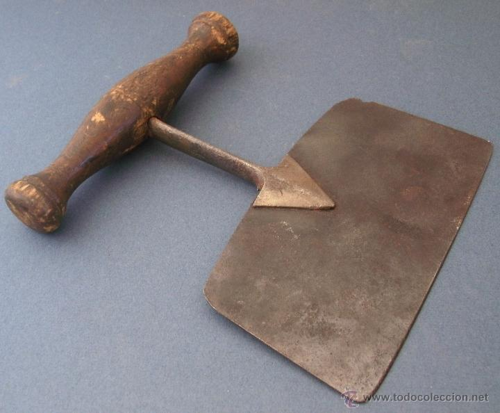 Antigua herramienta util de cocina para corta comprar for Herramientas de cocina