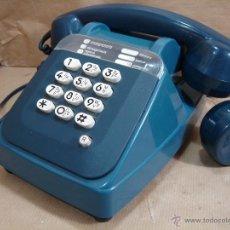 Teléfonos: ANTIGUO TELEFONO FRANCES CON AURICULAR EXTRA - PTT FRANCIA AÑOS 60 ¡¡¡ FUNCIONANDO ¡¡¡. Lote 47472395