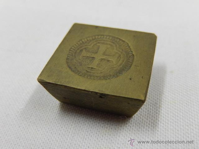 Antigüedades: Balanza pesa monedas. Siglos XVII / XVIII. - Foto 6 - 47494966