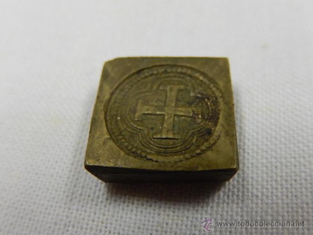 Antigüedades: Balanza pesa monedas. Siglos XVII / XVIII. - Foto 10 - 47494966