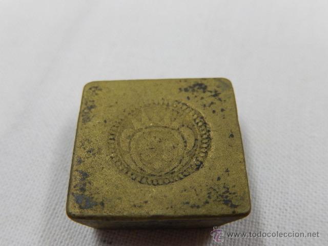 Antigüedades: Balanza pesa monedas. Siglos XVII / XVIII. - Foto 18 - 47494966