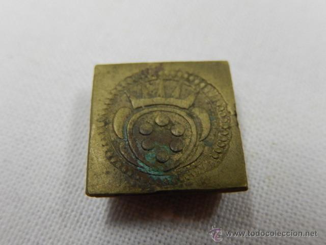 Antigüedades: Balanza pesa monedas. Siglos XVII / XVIII. - Foto 24 - 47494966