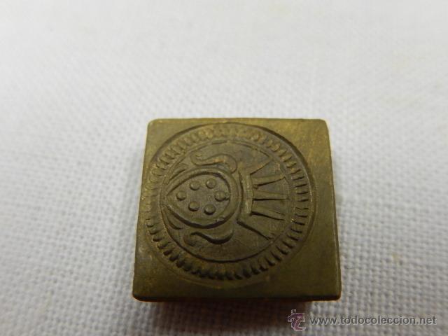Antigüedades: Balanza pesa monedas. Siglos XVII / XVIII. - Foto 26 - 47494966