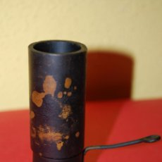 Antigüedades: PIEZA DE MECHERO BUNSEN - FARMACIA - LABORATORIO - CIRCA 1900 - T. Lote 47563780
