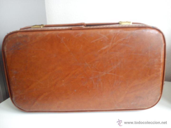 Antigüedades: ANTIGUO MALETÍN MEDICO DE LOS AÑOS 50/60 - Foto 10 - 47609823