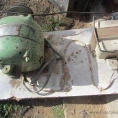 Antigüedades: ANTIGUO MOTOR ELÉCTRICO. Lote 47610703