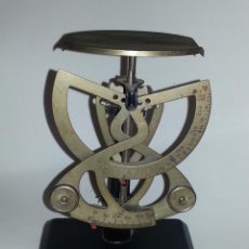 Antigüedades: PESACARTAS ANTIGUO COLUMBUS BILATERAL BALANZA - HASTA 250 G ,, BAL365. Lote 47666899