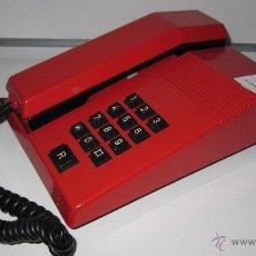 Teléfonos: TELEFONO VINTAGE MODELO TEIDE EN ROJO. Lote 47711150