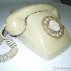 Teléfonos: TELÉFONO DE SOBREMESA AÑOS 70. Lote 47825660