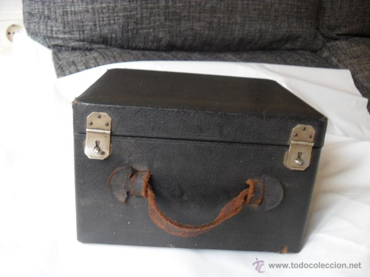 Antigüedades: tensiometro,oscilometro antiguo,principio siglo pasado,con bomba en lugar de perilla - Foto 11 - 47860342