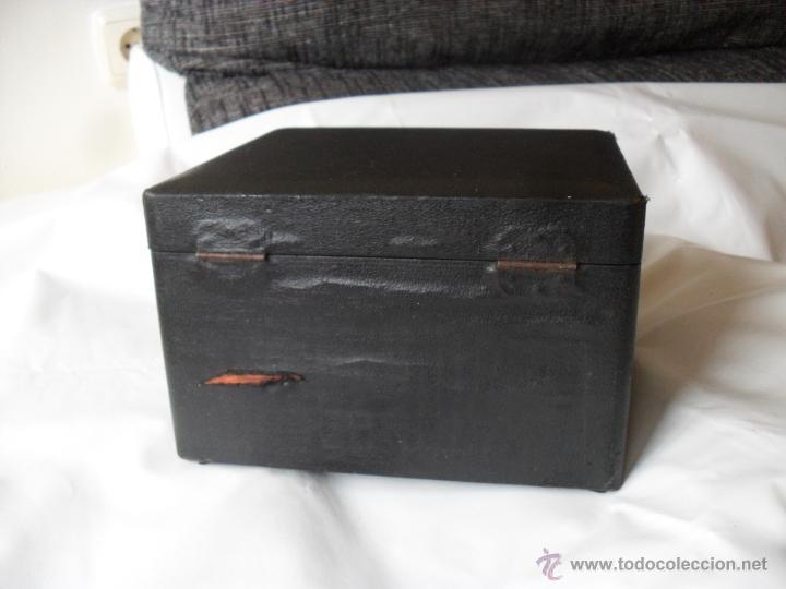 Antigüedades: tensiometro,oscilometro antiguo,principio siglo pasado,con bomba en lugar de perilla - Foto 12 - 47860342