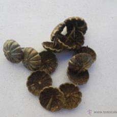 Antigüedades: LOTE DE CLAVOS ANTIGUOS ,,,VER . Lote 47882642