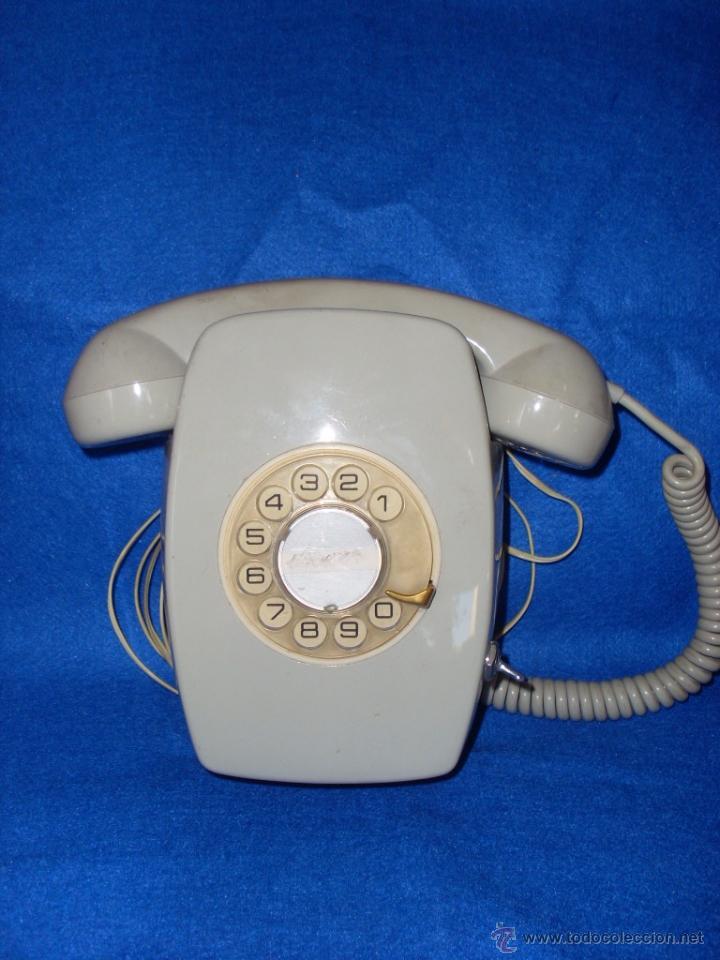 TELÉFONO HERALDO DE PARED (Antigüedades - Técnicas - Teléfonos Antiguos)