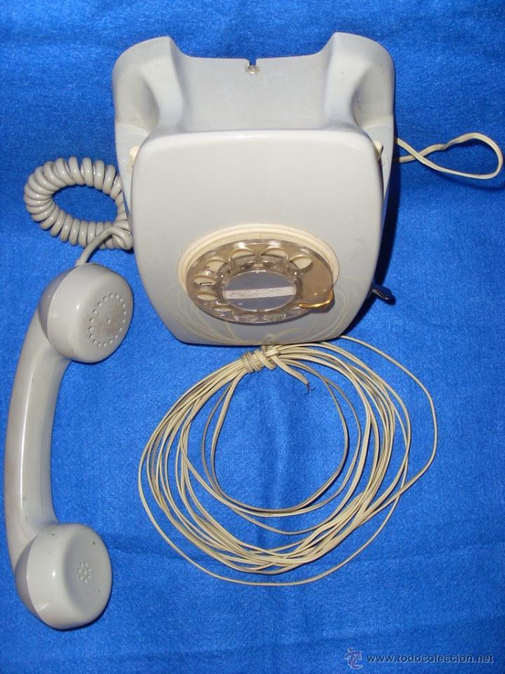 Teléfonos: Teléfono Heraldo de pared - Foto 5 - 47948370