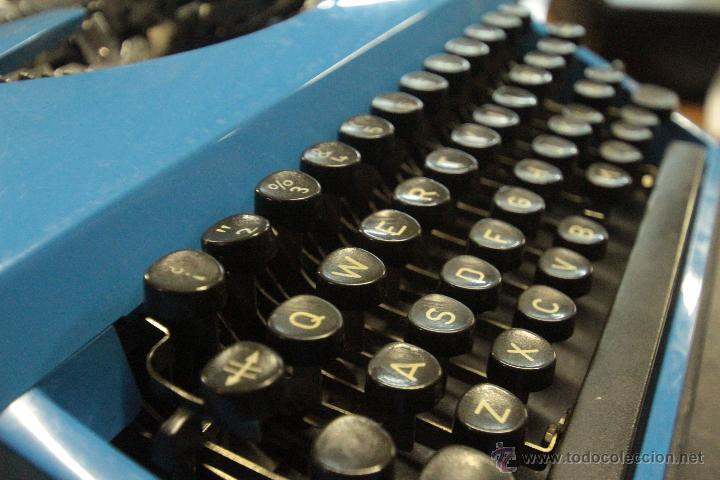 Antigüedades: Maquina de escribir ROYAL - SAHARA - Foto 3 - 47964770